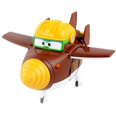 Большой! 15 см ABS Супер Крылья деформация самолет робот фигурки Супер крыло Трансформация игрушки для детей подарок Brinquedos - Цвет: No Box TODD