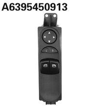 A6395450913 6395450913 interruptor da janela mestre de energia dianteira para benz w639 vito 03 15 estilo do carro