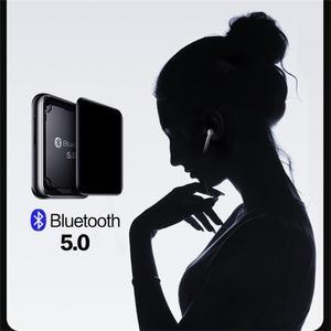Image 3 - CHENFEC C5 MP4 oynatıcı Bluetooth5.0, HiFi kayıpsız müzik çalar, hoparlör ile 2.5 inç tam dokunmatik ekran 16GB FM, kaydedici