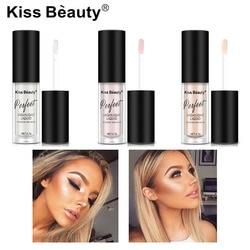 2019 New Illuminator Contouring Makeup Highlighter Face Brightener Concealer Liquid Primer Bronzer Face Glow Kit Cosmetics