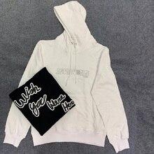 New Travis Scott ASTROWORLD Hoodies Men Women Chicago Exclusive Stereo Printing Streetwear Sweatshirt Hoodie