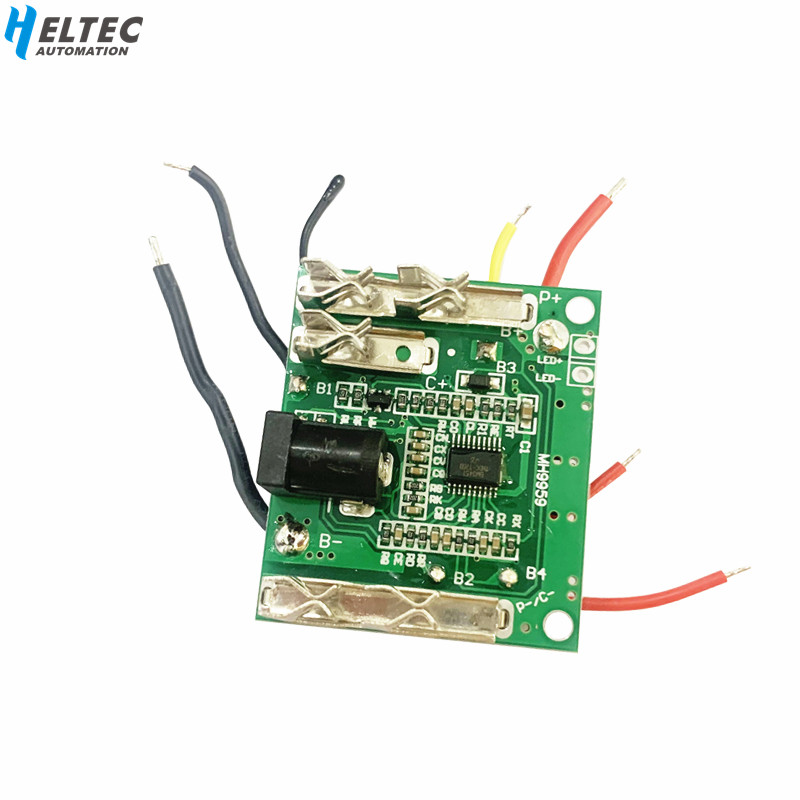5S 20A 18/21V bms lithium battery protection board lithium battery wrench 21V lithium battery protection board for power tools