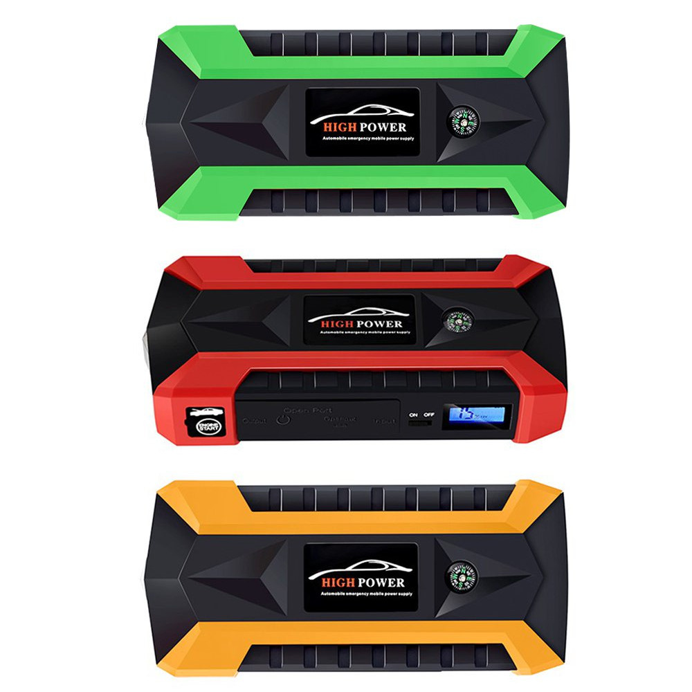 Portable Light Weight Emergency Mini 20000Mah Batteries Charger Dual Mode Micro Car Jump Starter Booster Power Bank