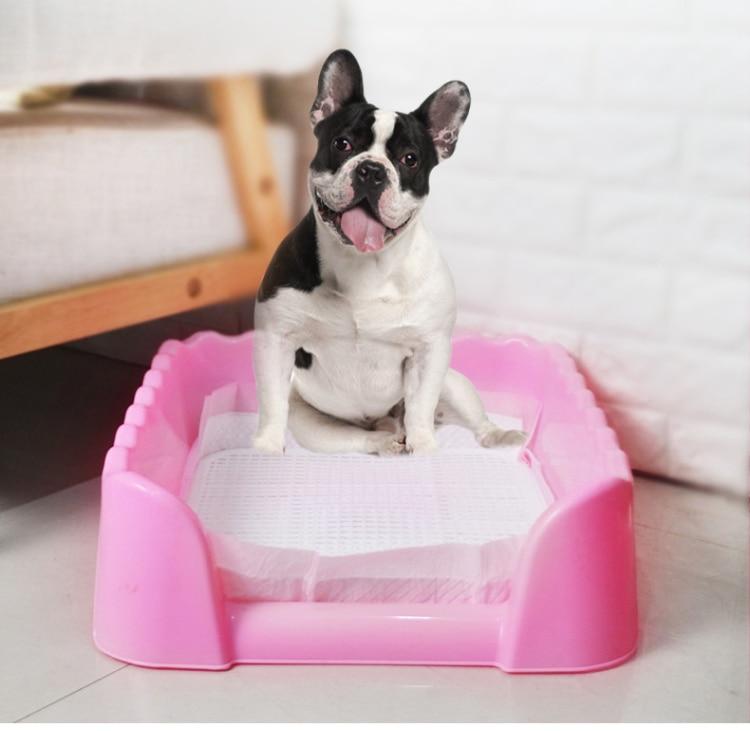 Portátil Higiênico Cão Potty Higiênico Pet para