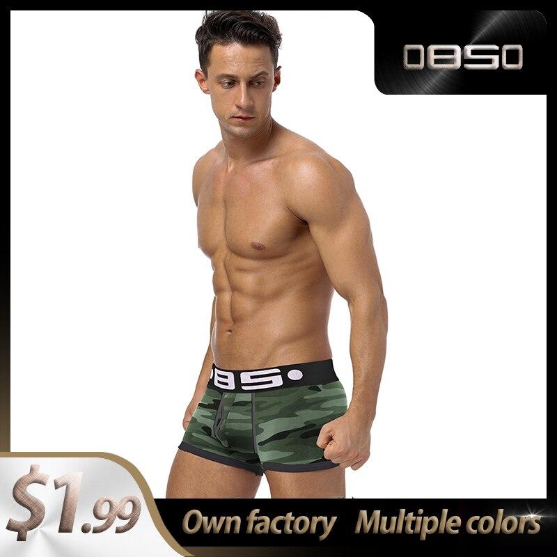Innerwear BS Cotton Letter Low Waist Sexy Men Underwear Boxer Shorts Fashion Boxer For Men Mens Boxershorts Underware Boxers