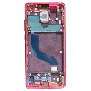 Image 5 - Original 6.39 AMOLED XiaoMi 9T Pro LCD with frame for XIAOMI K20 Pro Display Touch Screen Digitizer Assembly Repair Parts