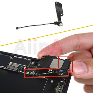 Image 2 - Orijinal için iPhone 7 8 artı Wifi Bluetooth NFC WI FI GPS sinyal anten Flex kablo kapağı yedek onarım yedek parça