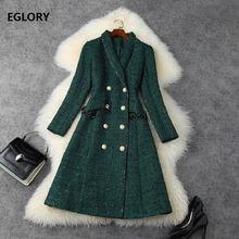 Новые модные шерстяные пальто и верхняя одежда 2020 осень зима