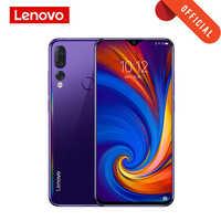 Globale ROM Lenovo Handy 6GB 64/128GB Smartphone Z5S 6,3 Zoll 2340*1080 Hinten Kamera 16.0MP 8.0MP 5.0MP Octa Core Handys