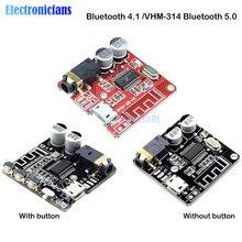 diymore Micro USB VHM-314 Bluetooth Audio Receiver Board Bluetooth 4.1 5.0 Car Speaker mp3 Lossless Decoder Stereo Music Module