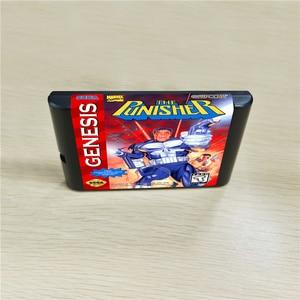 Image 1 - Le punisseur cartouche de jeux MD 16 bits pour console MegaDrive Genesis