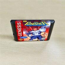 Punisher   16 bit MD oyunları kartuşu için MegaDrive Genesis konsolu