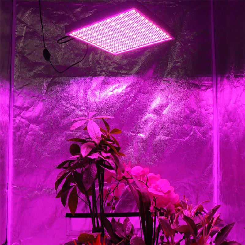 Cheap Luzes LED crescimento plantas