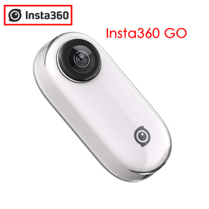 Image 1 - Insta360 Go 1080P Video Sports Action Camera FlowState Timelapse Hyperlapse Slow Motion for YouTube Vlog Video Making