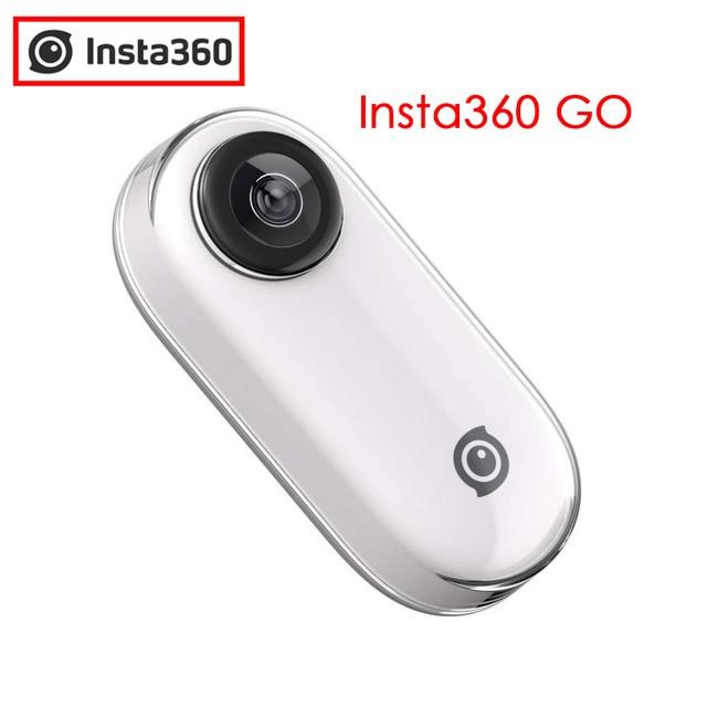 Insta360 Go 1080P Video Sports Action Camera FlowState Timelapse Hyperlapse Slow Motion for YouTube Vlog Video Making