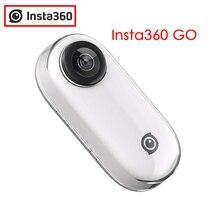 Спортивная Экшн камера Insta360 Go 1080P, мгновенная замедленная камера для видеосъемки YouTube