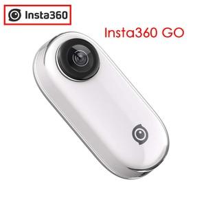 Image 1 - Insta360 go 1080 p 비디오 스포츠 액션 카메라 flowstate timelapse hyperlapse youtube vlog 비디오 제작을위한 슬로우 모션