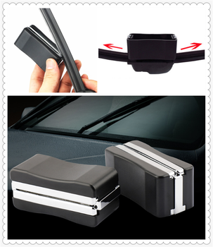 car auto wiper repair refurbishment scraping aids wiper grinding accessories for BMW all series 1 2 3 4 5 6 7 X E F-series E46 image