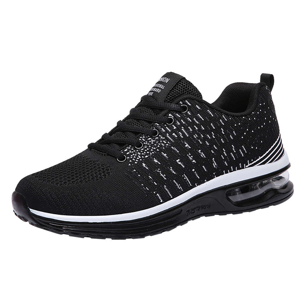 SAGACE 2019 New Sneakers Men Comfortable Leisure Mesh Beathing Athletic Sport  Sneakers casual shoes