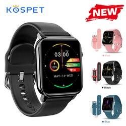 KOSPET GTO Smartwatch Men 1.4 ''ekranowa opaska monitorująca aktywność fizyczną pulsometr Ip68 wodoodporna Bluetooth sport Smart Watch Women