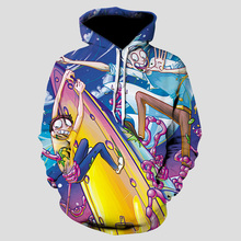 anime hoodie new 2020 3d men stranger things sweatshirt streetwear oversized aesthetic oversize harajuku