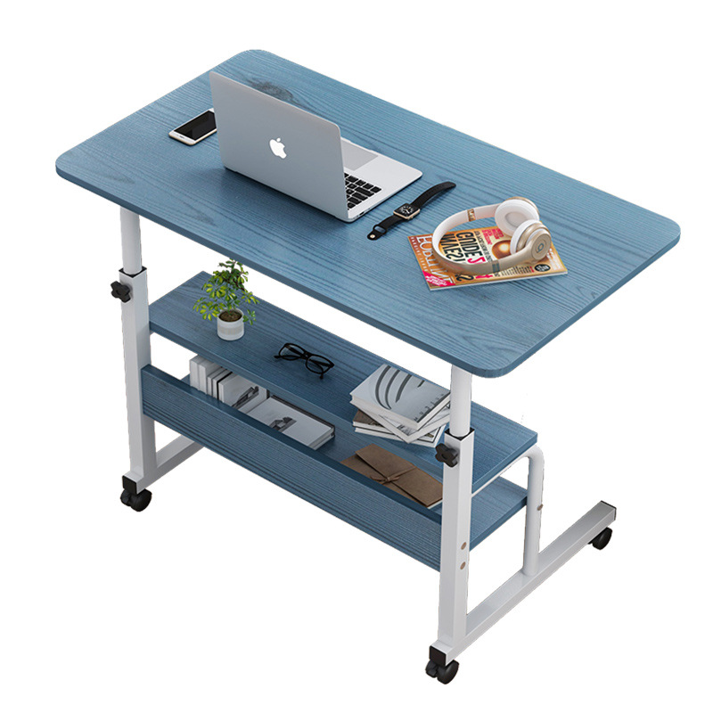 Simple Laptop Table Home Modern Simple Lazy Bedside Computer Table Lifting Foldable Small Table
