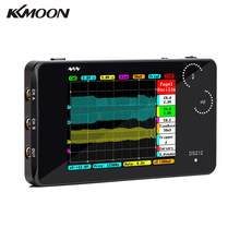 "DS212 DSO Portable Mini 2 Channel Digital Oscilloscope USB 2.8 ""Penuh Warna Layar TFT 8MB Bandwidth 1M Hz sampling Rate 10MSa/S(China)"