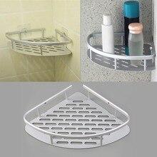 1 шт. алюминиевый настенный держатель для душевой угловой полки для ванной комнаты Комплект для органайзера