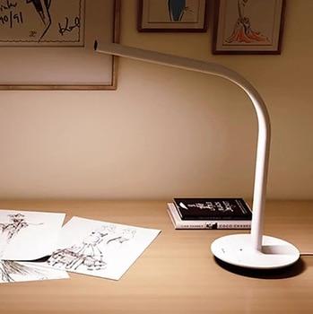 Xiaomi-luz de escritorio, lámpara de mesa inteligente Eyecare, por aplicación Control inteligente, 4 escenas de iluminación