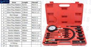 Image 2 - Automotive Tools TU 15B Diesel Engine Compression Tester Kit Engine Testing Tool For Auto Engine Repair