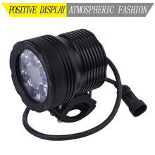 60 Вт мотоциклетный головной светильник мотоцикл 7200LM Высокий Низкий Луч вспышка Motos XML U3 светодиодный водонепроницаемый для вождения автомобиля противотуманный точечный светильник