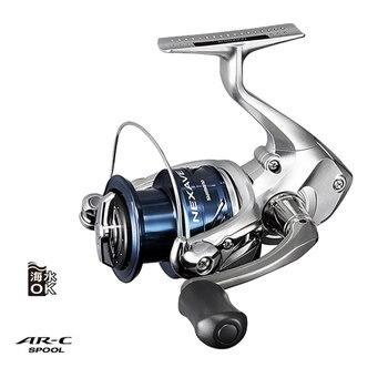 Bobine de pêche SHIMANO NEXAVE 5.0: 1/5. 2:1/5.8: 1/6. 2:1 3 + 1BB 1000-C5000HG bobine de pêche en rotation AR-C bobine d