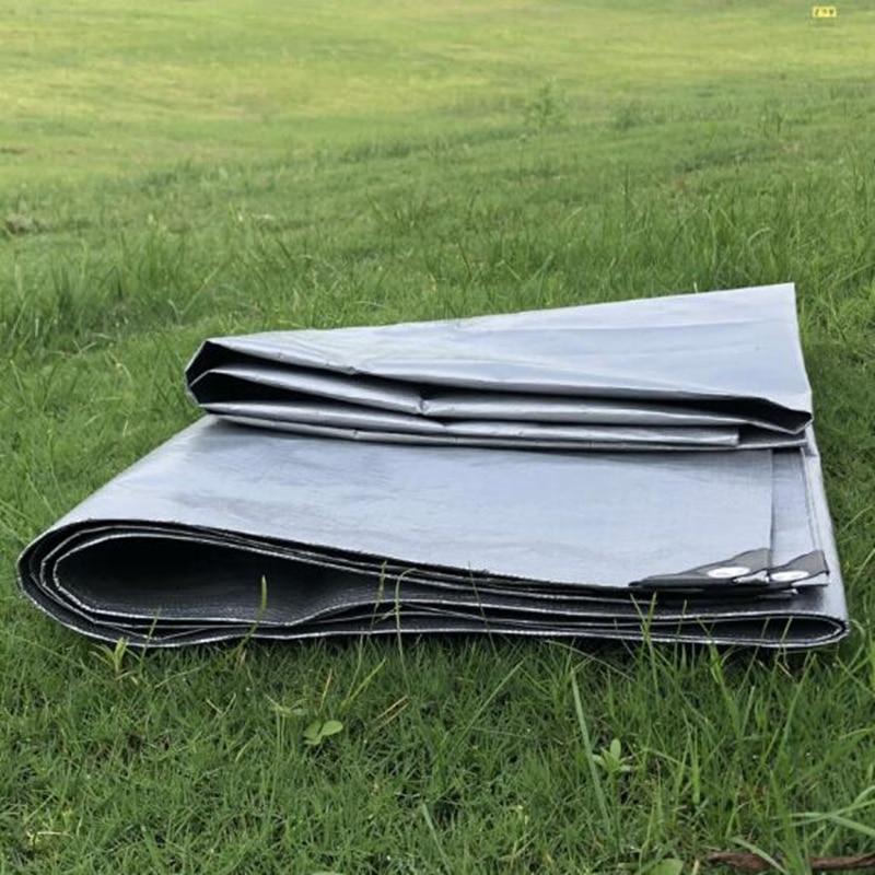 Outdoor Waterproof Tarpaulin Rain Sail Various Size Sun Shade Heat Insulation Tarpaulin Customized Size