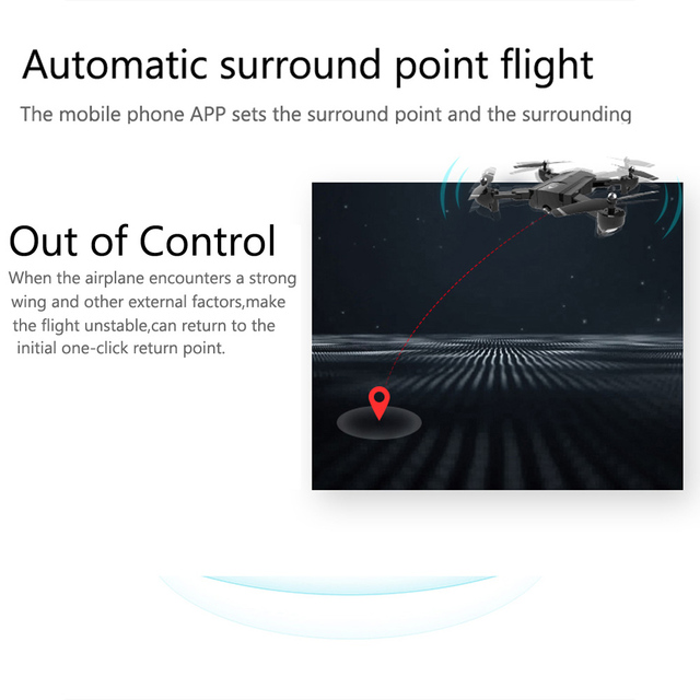 SG900-S SG900 GPS Drone with Camera HD 1080P Professional Dron FPV WiFi RC Drones Auto Return Quadcopter GPS Follow Me Mode F11