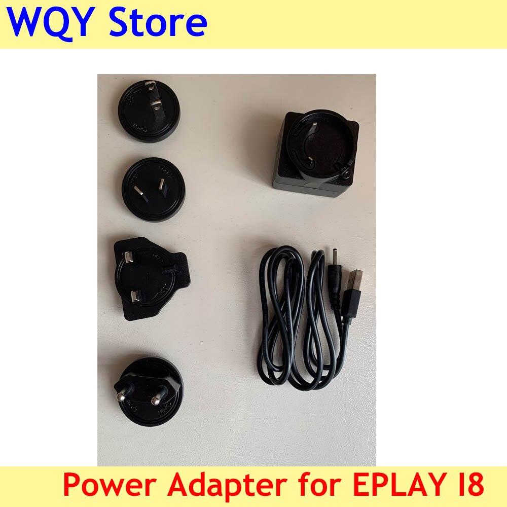 Оригинальный адаптер питания для планшета Eplay i8, 2 Гб, 32 ГБ, планшета TV, vs Evpad i7, планшет с поддержкой 2,4/Φ