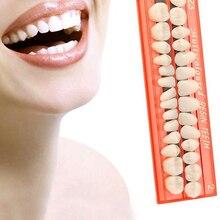 Dentures False-Teeth Que Resin Whitening Fake 1pcs Blanqueador Postizos Encajan Universal