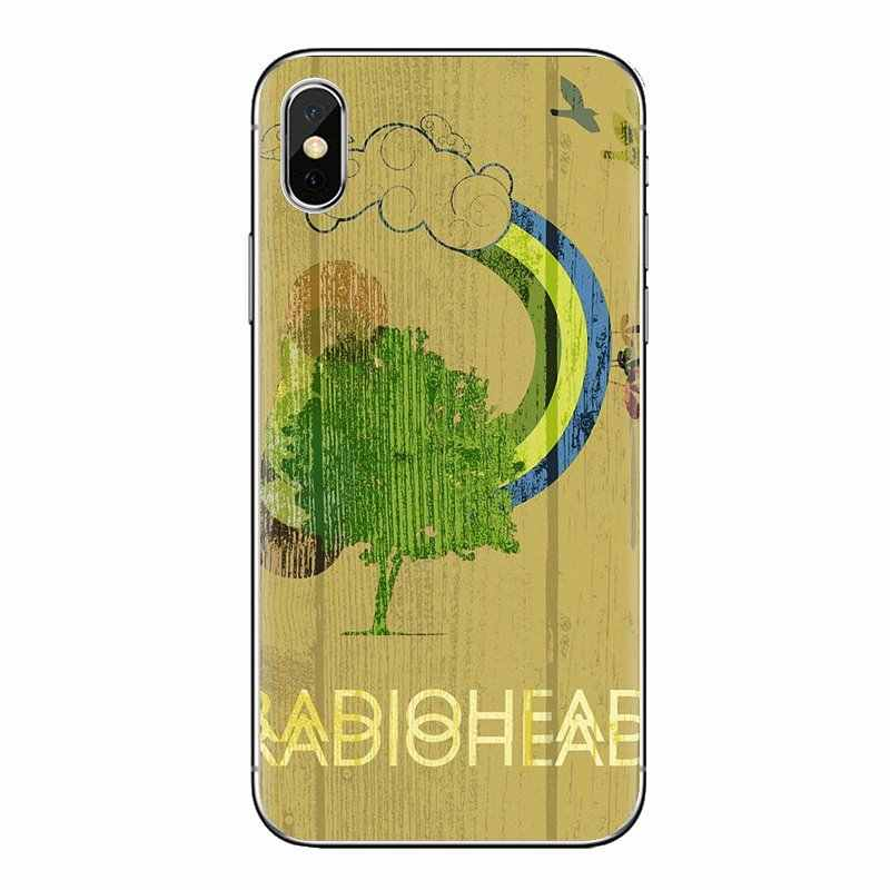 Phone Shell Covers For Samsung Galaxy S3 S4 S5 Mini S6 S7 Edge S8 S9 S10 Plus Note 3 4 5 8 9 Radiohead Kid A Thomas Edward Yorke