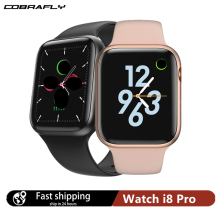 Fitness-Tracker Smart-Watch GPS Cobrafly Waterproof Iwo 18 I8-Pro Women Bluetooth-Call