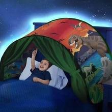 Tents Playhouse Hot-Dream Princess Kids Children Pop-Up Foutou Merchandises-Umbrella