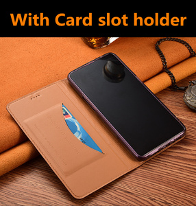 Image 2 - Skórzany magnetyczny etui na telefon pokrywa uchwytu karty dla Umidigi A9 Pro/Umidigi A5 Pro futerał na kaburę stojak funda coque