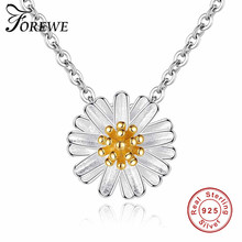 2020 Spring New Fashion Daisy Flower Necklaces & Pendants 92
