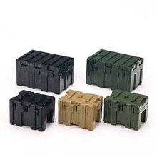 Toy Storage-Box Brick-Kits Weapon Gun Model Building-Blocks Moc-Accessories Military-Figure-Set