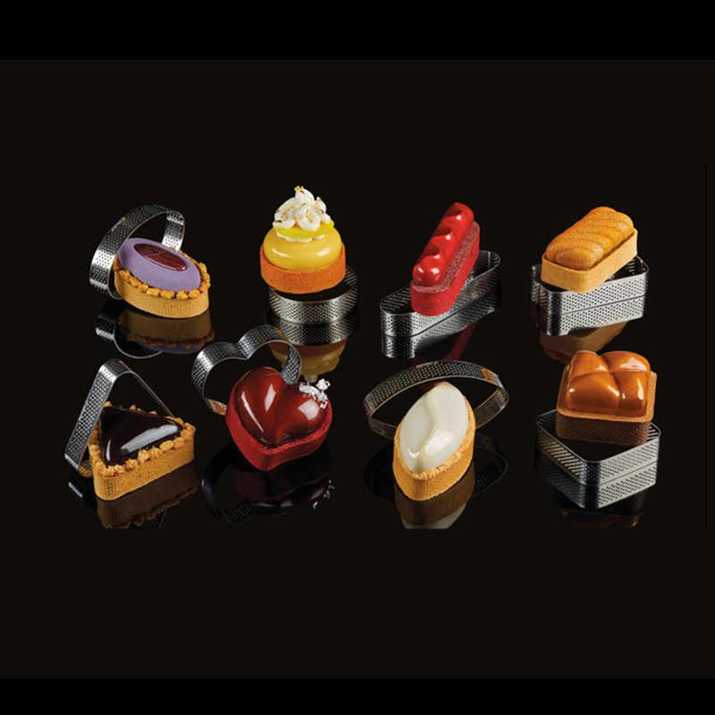 شينهونغ المعجنات لاذع قالب الحلوى عموم سيليكون قالب الكعكة للخبز موس الترت الديكور