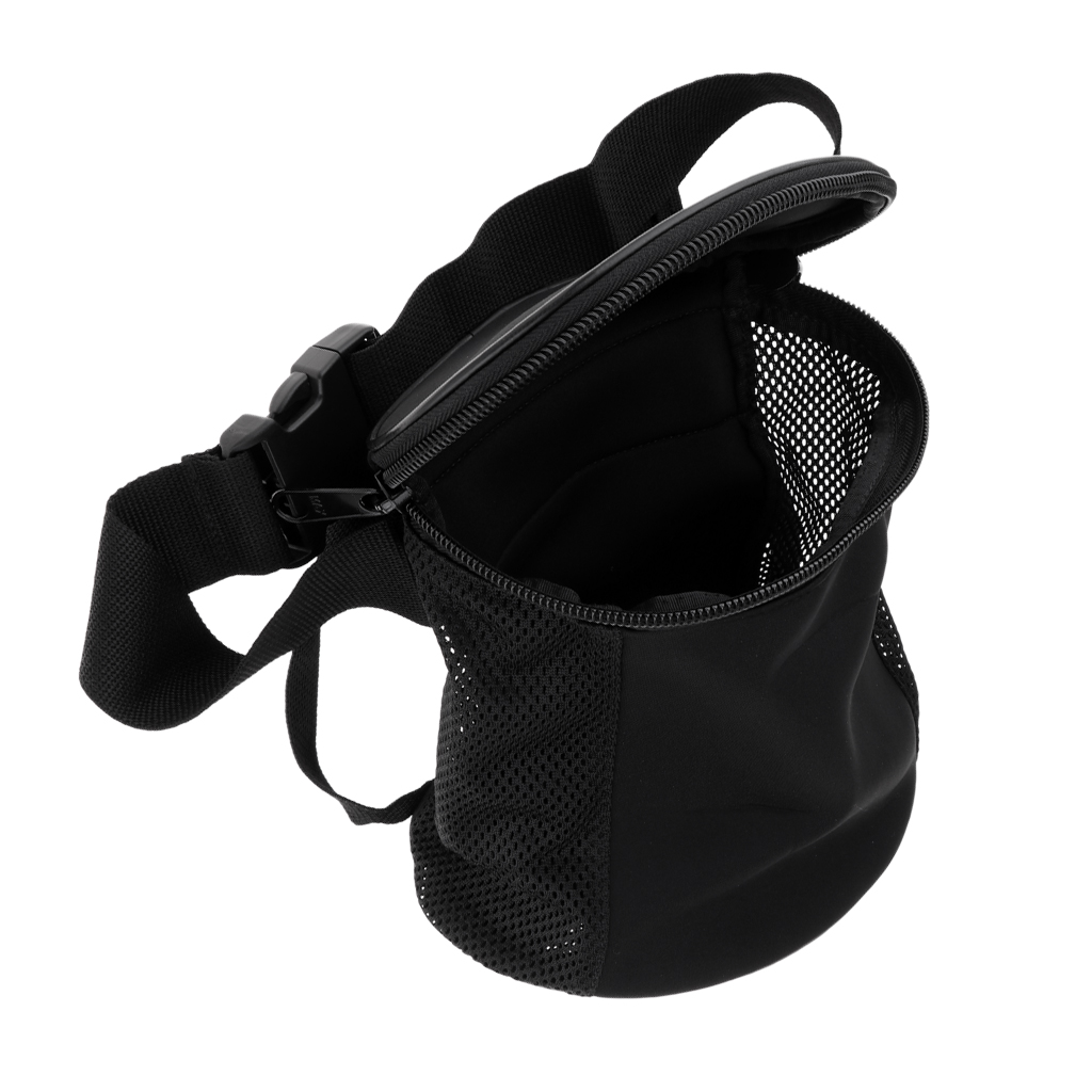 Scuba Diving Dive Bag Gear Stuff Mesh Pouch Holder With Adjustable Strap Scuba Diving Gear Bag For Water Sports