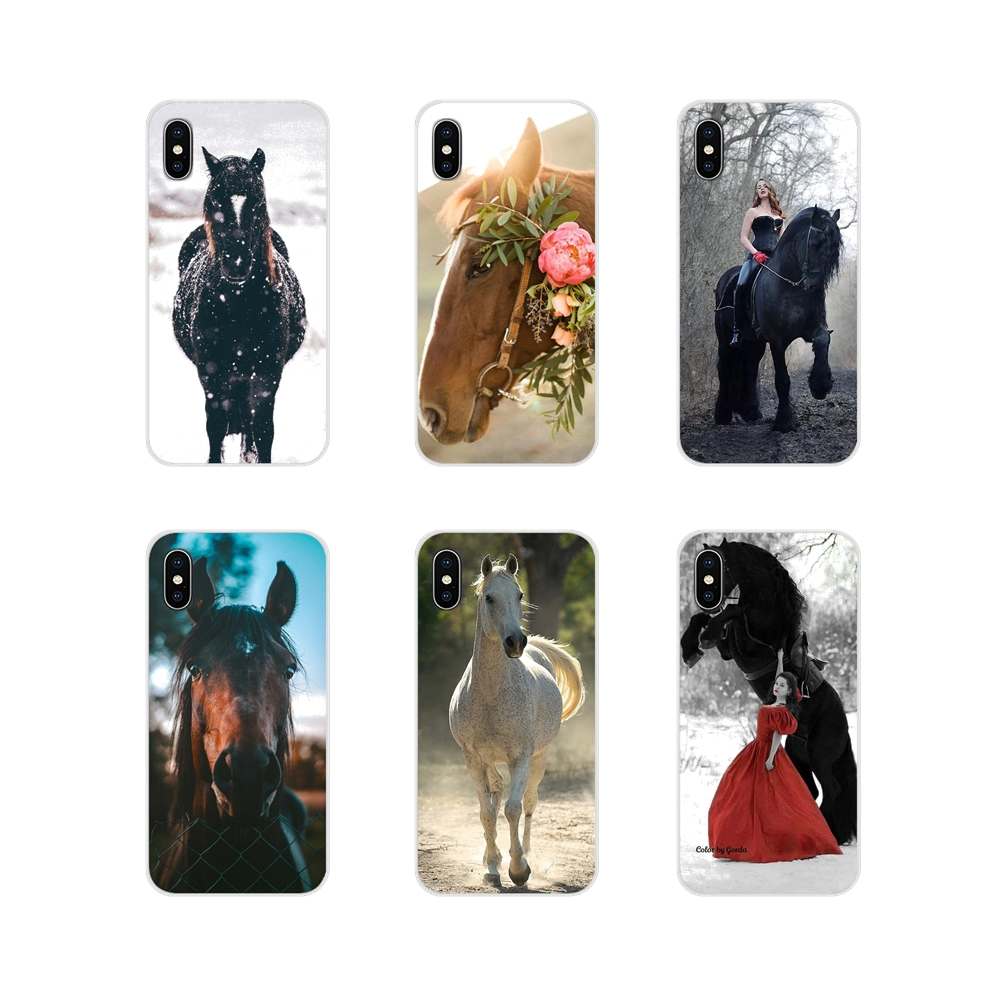 For Samsung Galaxy J1 J2 J3 J4 J5 J6 J7 J8 Plus 2018 Prime 2015 2016 2017 Frederik The Great beauty horse Cell Phone Cases Cover image