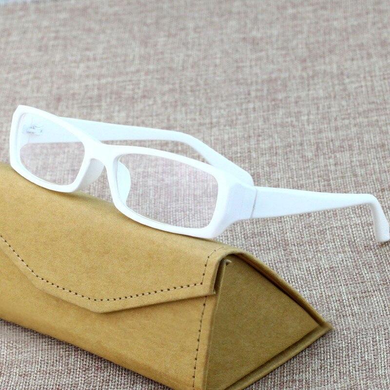 Vintage Glasses Frame Men Women Retro Rectangle Optical Eyeglasses Myopia Prescription Spectacle Frames Clear Eyewear Red Oculos