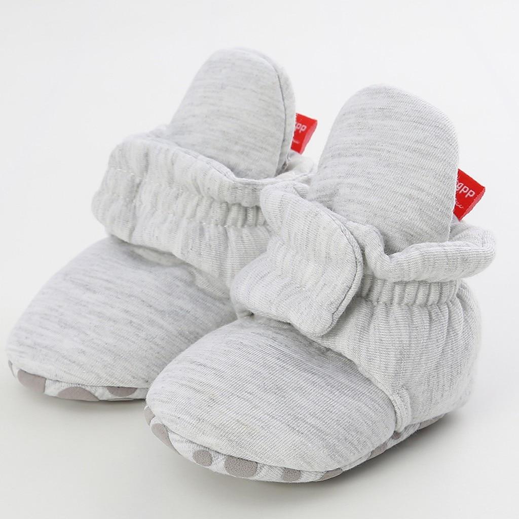 Baby Boots Girl Shoes 2019 Cotton Keep Warm Plush Winter Botas Bebe Soft  Snow Boots Soft Crib Shoes Bota Infantil Bebek Bot