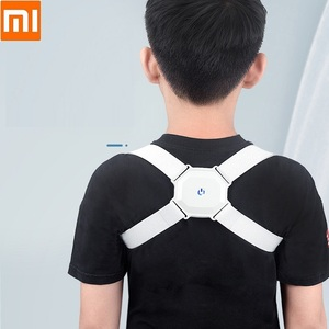 Xiaomi Adjustable Smart Humpback Back Posture Corrector Back Intelligent Brace Support Belt for Children Unisex Students