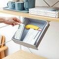 Стол под навесом паста Пластик стол Организатор ручка для заметок коробка для хранения канцелярских принадлежностей Чехол ящики для хране...