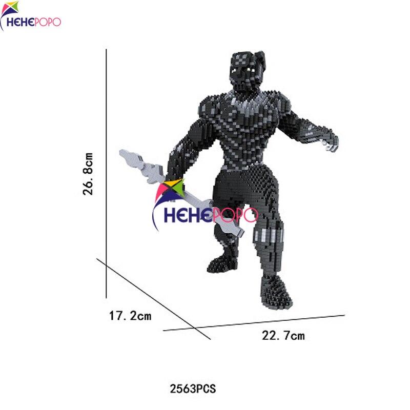 New Coming Super Hero Design Block with Cheap Price DIY Mini Mirco Diamond Building Blocks Bricks Toys Kids Gift 10